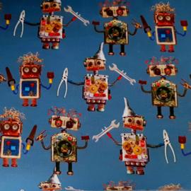 Robots tricot