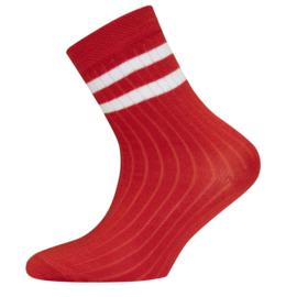 sokken  201230 rood