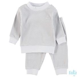 Pyjama Wafel Grey
