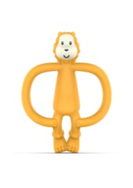 MATCHSTICK  MONKEY Animal Teethers Ludo Lion