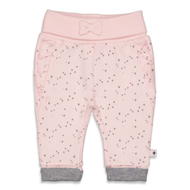 Feetje Broek Ruches roze - Cutest Thing Ever