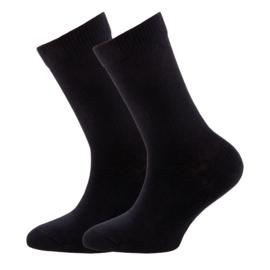 sokken 2-pack 29223 zwart