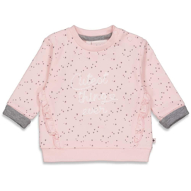 Feetje  Sweater Cutest AOP - Cutest Thing Ever