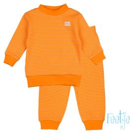 Pyjama Wafel Oranje