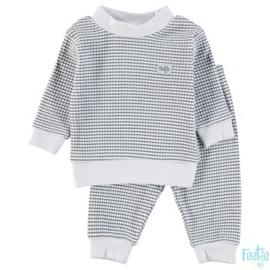 Pyjama Wafel Marine