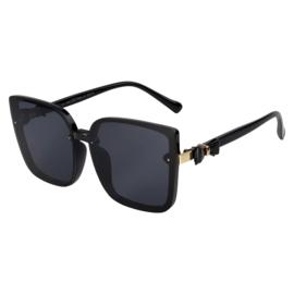 Sunglasses Big Eye Black