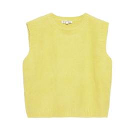 Debardeur Basic Yellow