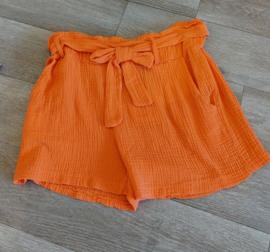 Tetra short orange