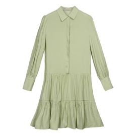 Dress Upper class Green
