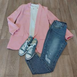 Blazer Adilynn Pink