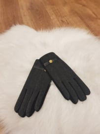 Gloves donker grijs