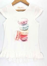 T-shirt Macarons