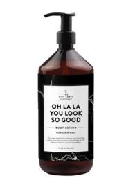 Body Lotion - Oh la la you look so good