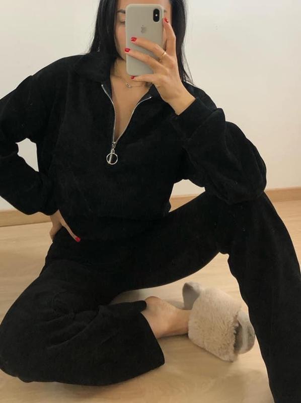 Huispak zwart
