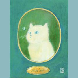 Originele Illustratie   Little Sue