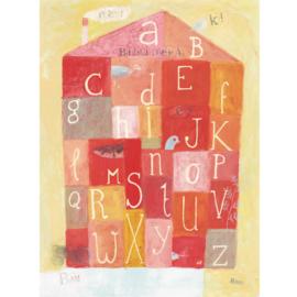 Poster A2 |  ABC Biblioteka