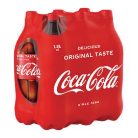 Coca Cola regular 1 x 1.5L pet