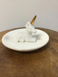 Schoteltje unicorn