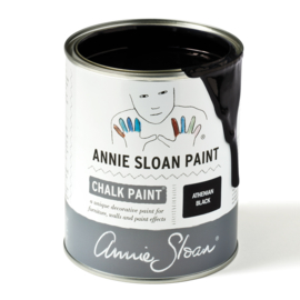 Chalk paint 1000ml Athenian Black