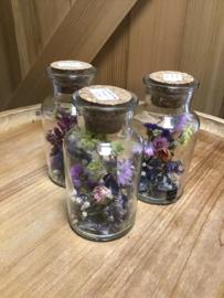 Summer in a jar flesje L