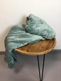 Fleecedeken lichtblauw 150x200 cm