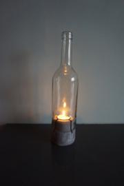 Kaars in een fles van Leeff