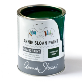 Chalk paint 1000ml Amsterdam Green