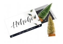 Wensdoosje / Greetingbox Merry Christmas