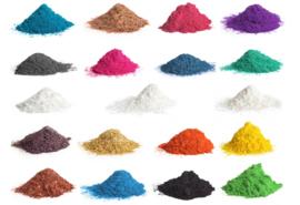 Pigment metallic