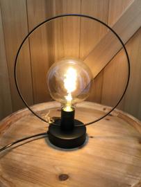Lamp rond en bol