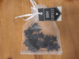 Soap-in-a-bag Zwarte sterren