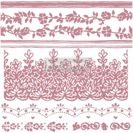 Stempel Redesign Floral Borders