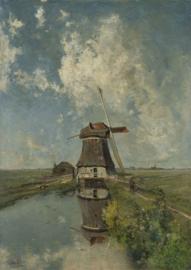 Mint by Michelle Decoupage - Windmill A1