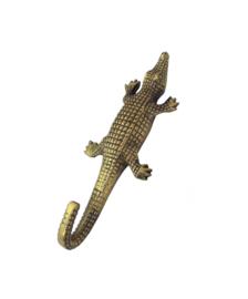 Haak krokodil groot