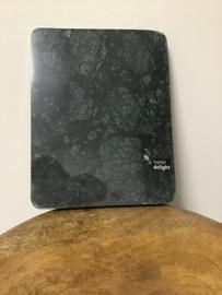 Marmeren snijplank groen