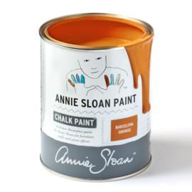 Chalk paint 1000ml Barcelona Orange