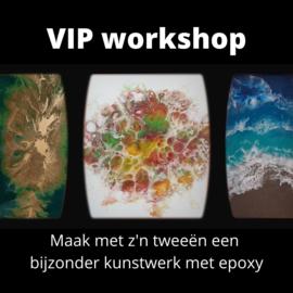 Workshops met Epoxy