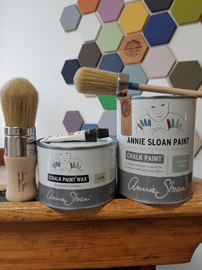 Chalk Paint van Annie Sloan