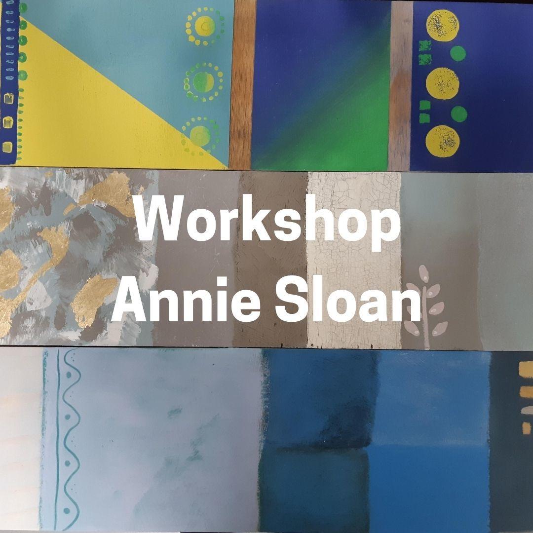 Workshop Annie Sloan Chalk Paint