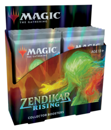 Collector Boosterbox - Zendikar Rising