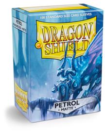 Dragon Shield - Petrol Matte Sleeves