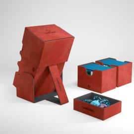 Gamegenic - Stronghold 200+ Convertible Deckbox - Red