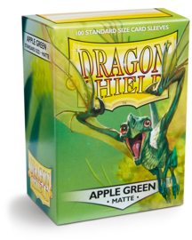 Dragon Shield - Apple Green Matte Sleeves
