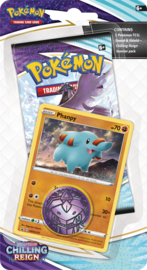 Checklane Booster Blister - Phanpy - Chilling Reign