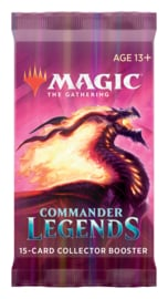 Collector Booster - Commander Legends
