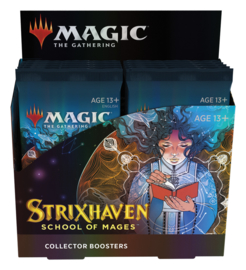 Collector Boosterbox - Strixhaven
