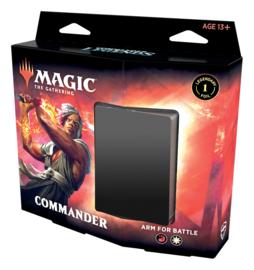 Deck #1 - Arm for Battle - Commander Legends