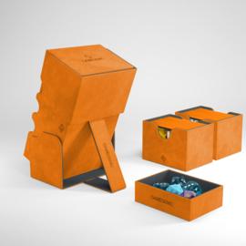Gamegenic - Stronghold 200+ Convertible Deckbox - Orange