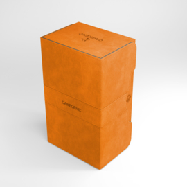 Gamegenic - Stronghold 200+ Convertible Deckbox - Orange