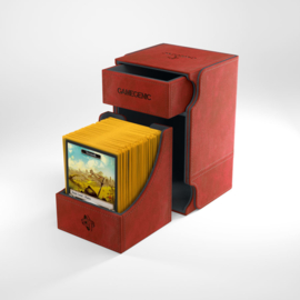 Gamegenic - Watchtower 100+ Convertible Deckbox - Red